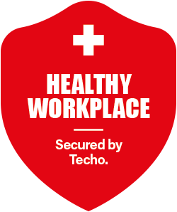 Healthy workplace TECHO